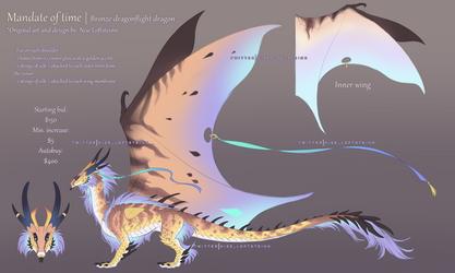 Mandate of time - Dragon adopt