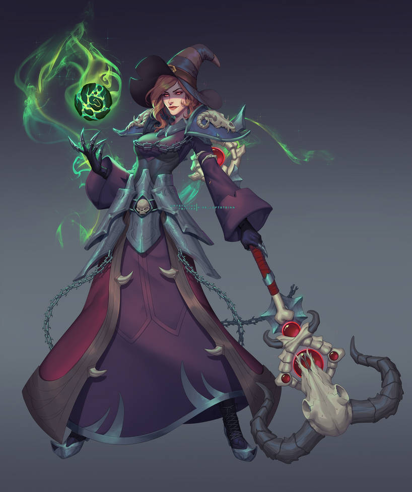 CM   Marana Cauter [World of Warcraft]
