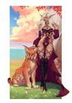 CM | Miriel Sparkvale [World of Warcraft]