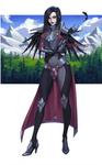 CM | Octavia Valerius [Final Fantasy XIV]