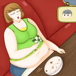 I Like a Girl Who Can Eat part 2 - Chubby Chie
