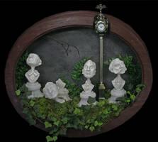 'Quartet' by Zombienose