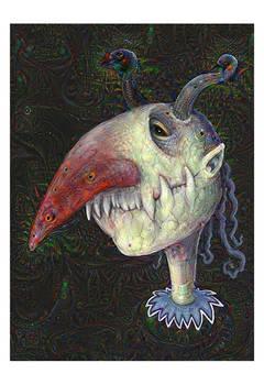 Troll by Zombienose
