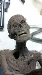 mummy by Zombienose by Zombienose