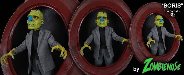 Boris by Zombienose