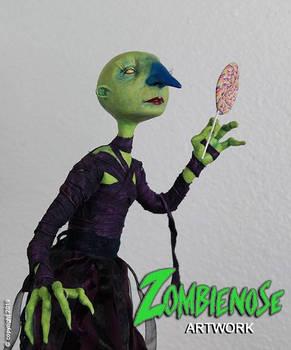 Rosina by Zombienose
