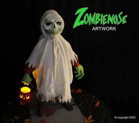 Casper by Zombienose