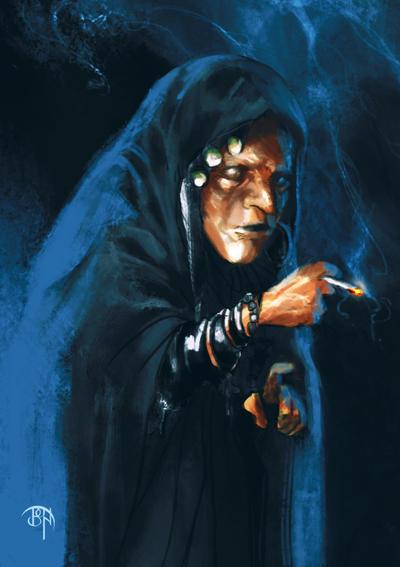 mad maddie (Villain) by BennyKusnoto