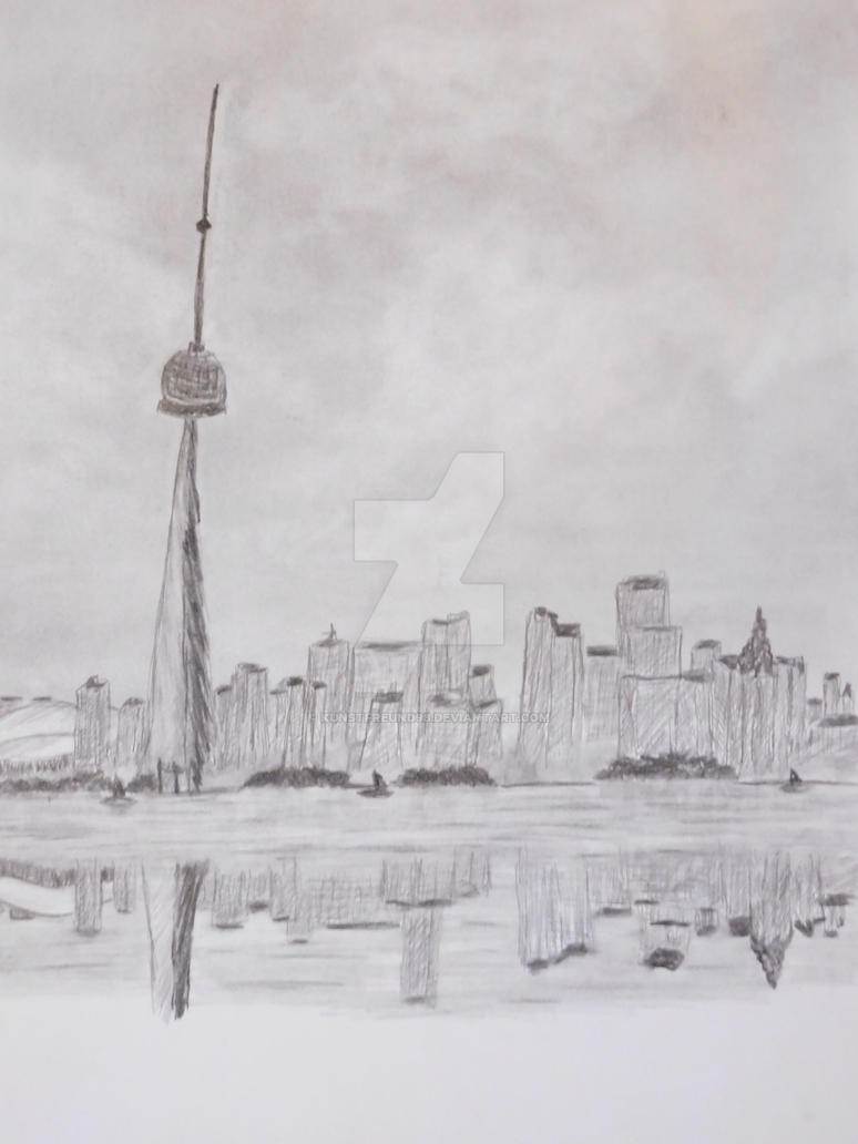 Toronto City by Kunstfreund98