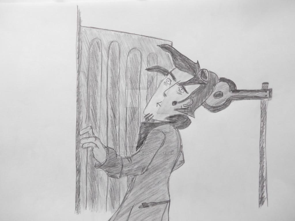 Rufus Deponia by Kunstfreund98