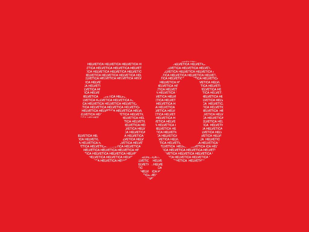 Helvetica 50th by MenosKeTiago