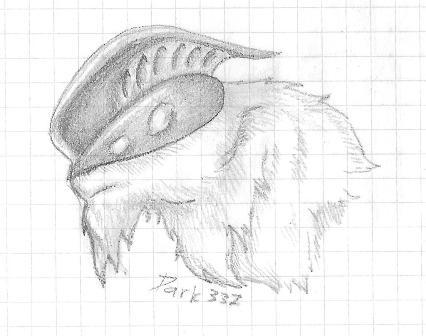 winter dragon by Dark337