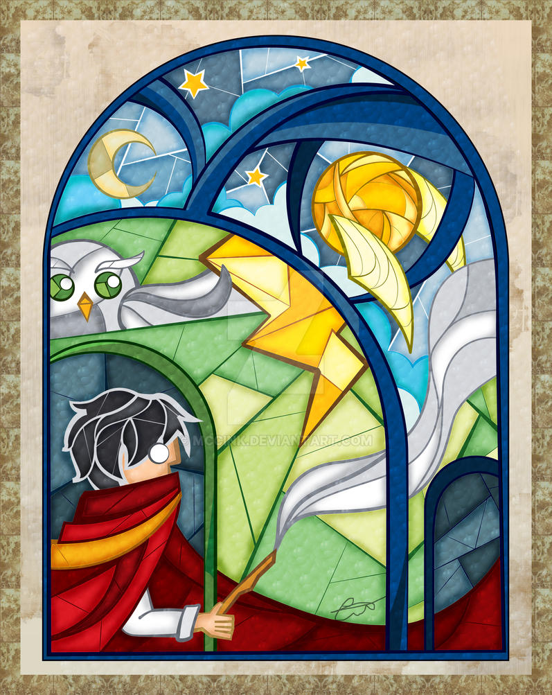 Magic glass by mccink