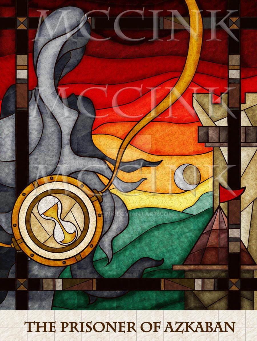 Magic Glass / The Prisoner of Azkaban by mccink