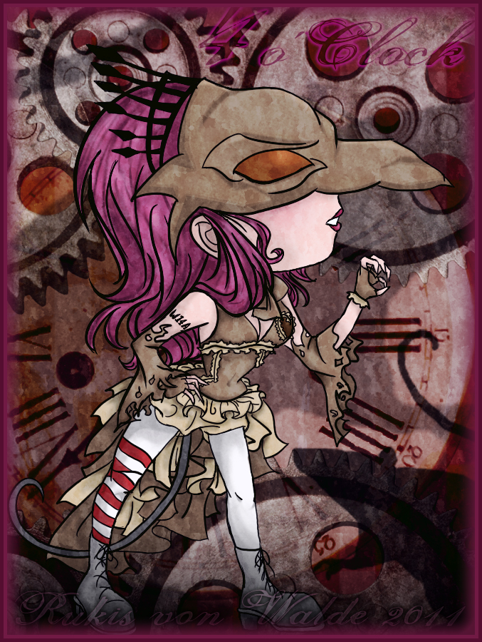 SD Emilie Autumn by Rukis-vWalde
