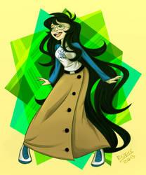 MSPA - Just Jade by Rukis-vWalde