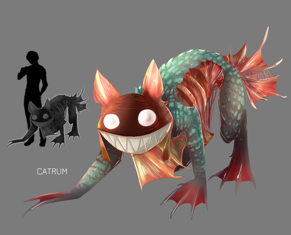 CH-Catrum by tooaya