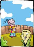 Ed, Edd n Eddy - old cartoon