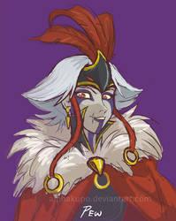 Warlord Tetra by AlphaKupo