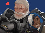 Reinhardt And Ana