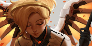 Mercy by champlooremix