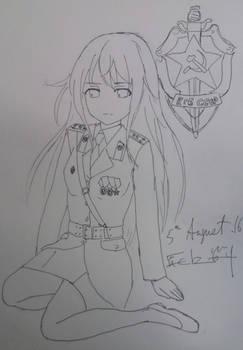 The KGB Verniy(Hibiki)