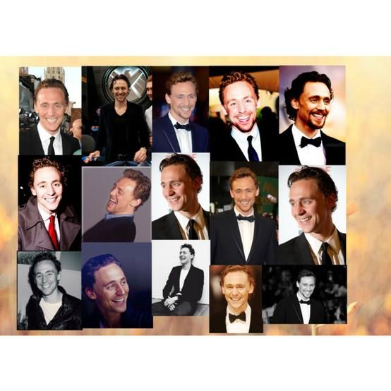 Tom Hiddleston-Smiley by live4dancingg