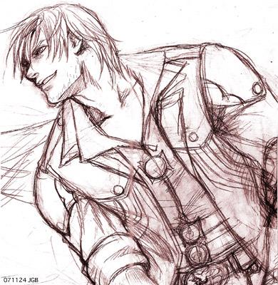 DMC Dante by eiytin001