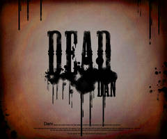 Dead Dan by heydani