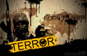 Terror by heydani
