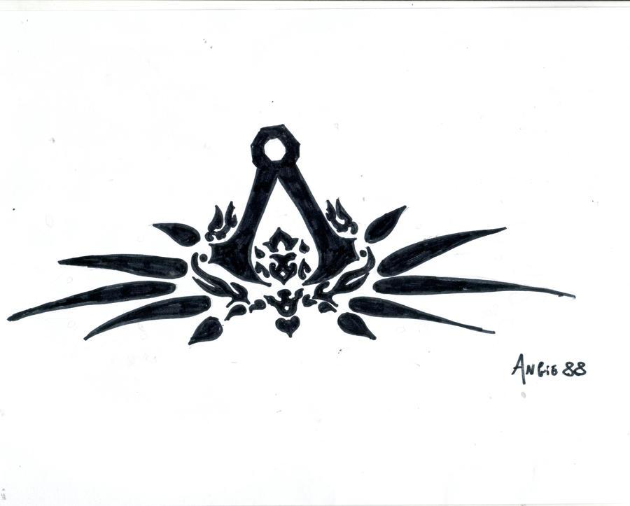 AC: Revelations - Ottoman Assassins\' Symbol by DamaLuthien on DeviantArt