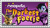 The Darkest Faerie Stamp by theneopetmaster