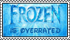 Frozen is overrated by theneopetmaster