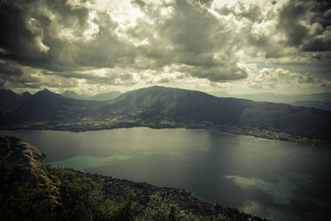 Lac d'Annecy by PtiNono