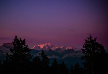 Les Alpes by PtiNono