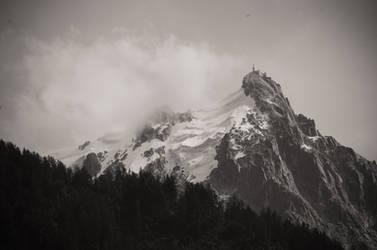 Aiguille du Midi by PtiNono