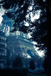Eiffel Tower 1 by PtiNono
