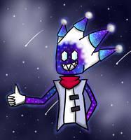 A Spacey Birthday by PyrgusM