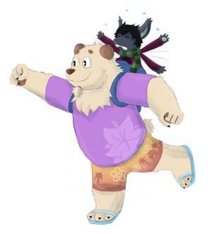Banjo-Kazooie Reenacted