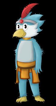 Starbound Avian