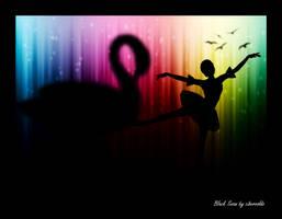 Black Swan by cibervoldo