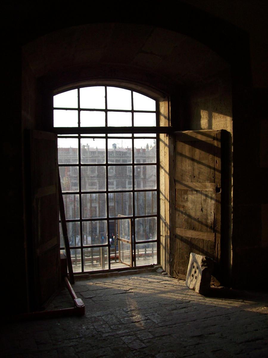 Door - Window Stock by cibervoldo
