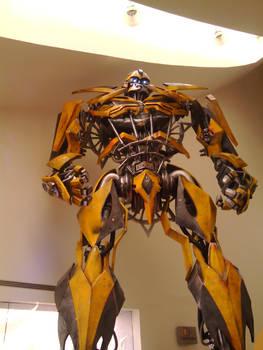 Bumblebee (Transformers) stock