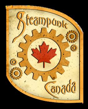 Steampunk Canada Logo