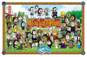 Changeling Cast Poster