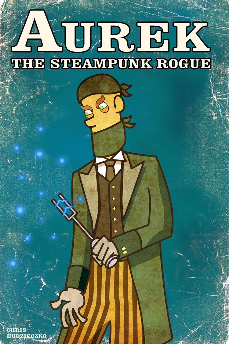 Aurek: The Steampunk Rogue