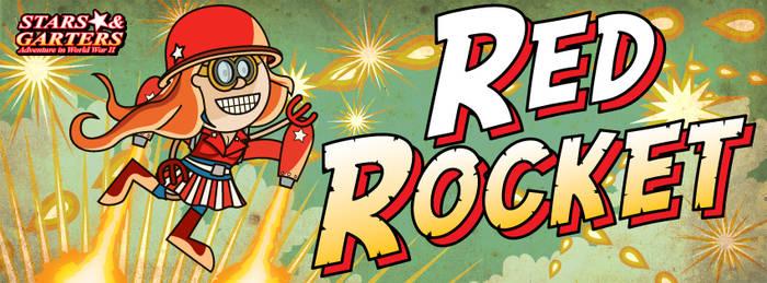 Red Rocket: American Super Hero