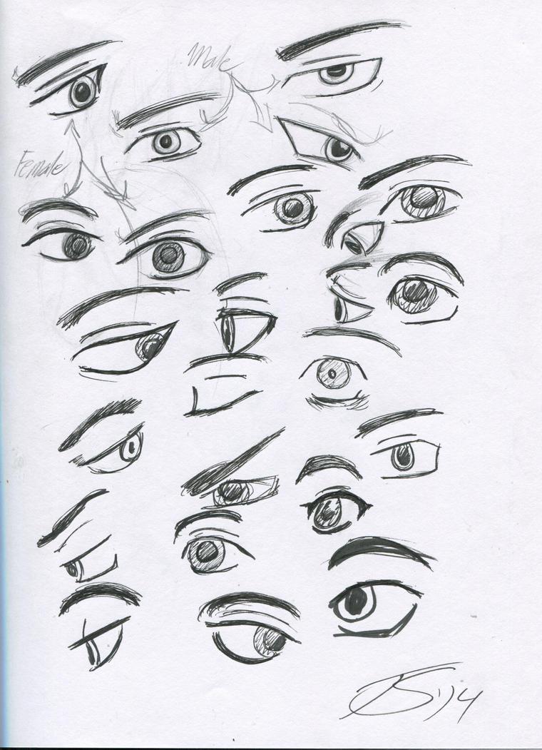 Eye Ink by Tai-Korczak