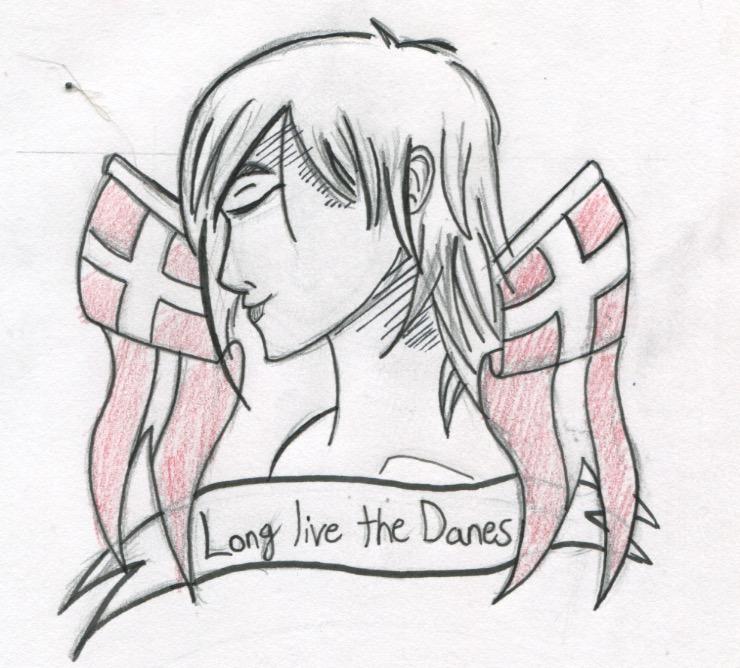 Long live the Danes by Tai-Korczak