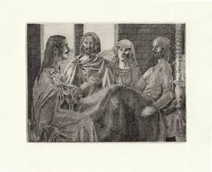 Conversation between Galehaut and Gawain